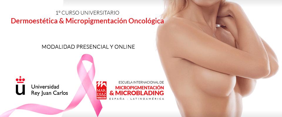Mar Díaz - Curso Universitario dermoestética y micropigmentación oncológica