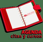 Agenda y Próximos Cursos