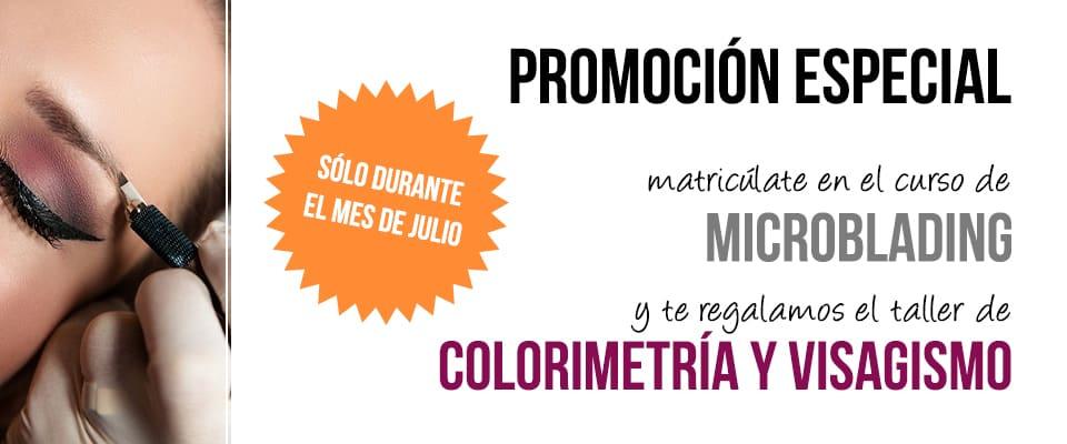Micropigmentación Mar Díaz - Promoción curso microblading julio