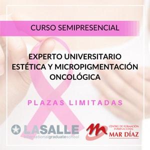 Curso Universitario Dermoestética y micropigmentación oncológica