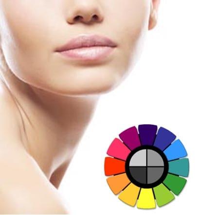 Curso de Visagismo y Colorimetría